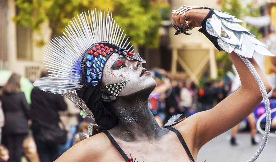 Карнавал в Торревьехе 2020