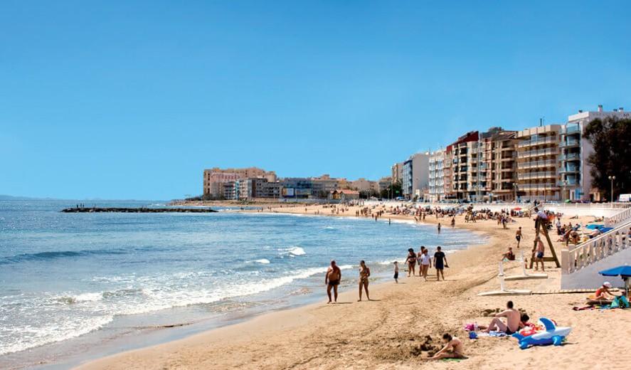 Пляжи Торревьехи: выбираем лучший для отдыха