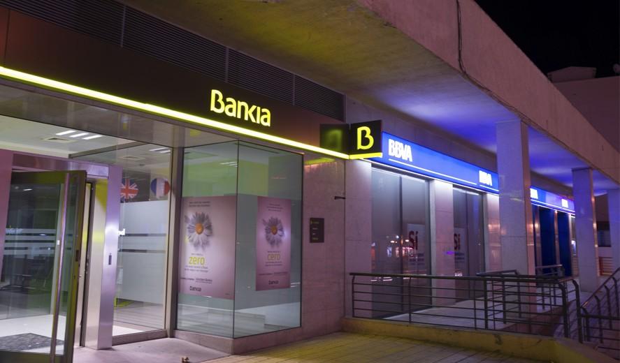 Банки в Торревьехе