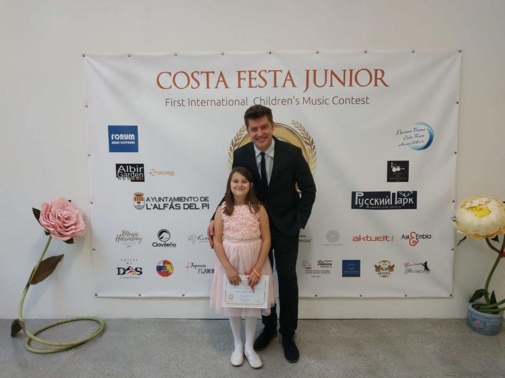 Costa Festa Junior