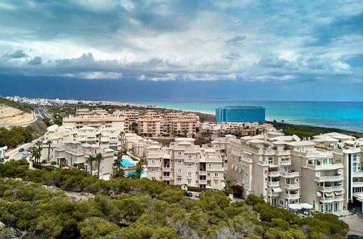 Flats in Alicante