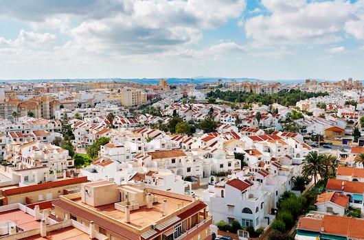 Buy bungalow in Torrevieja