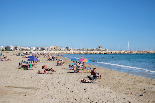 Flat prices in Torrevieja