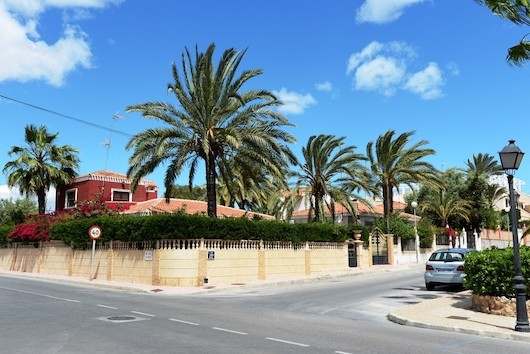 Prices of bungalows in Torrevieja