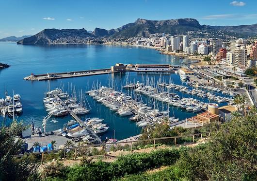 Продажа недвижимости в Кальпе в Испании