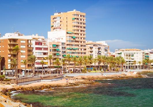 Продажа недвижимости в Торревьехе, Испания
