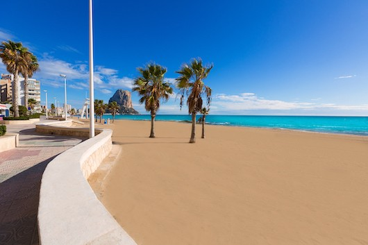 Buy a cheap apartment in Calpe