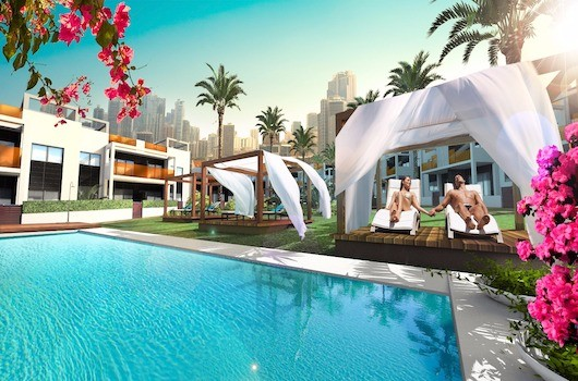 Buy a cheap villa in Benidorm