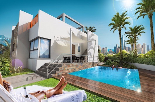 Houses in Torrevieja ID 5246