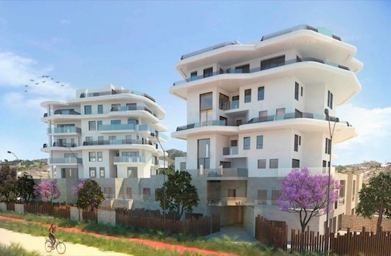 Buy a house in Calpe