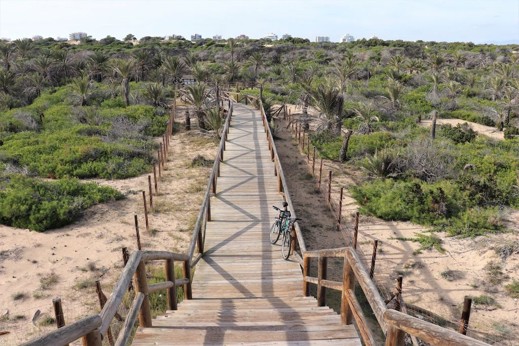 Guardamar del Segura: weather, beaches, things to see