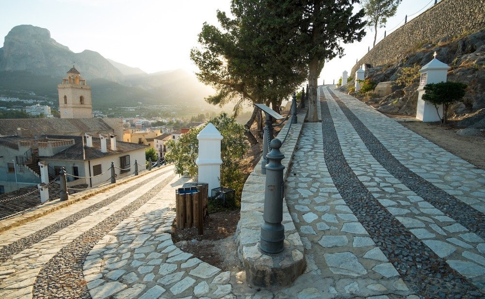 Polop de la Marina, Spain: what to do and what to see