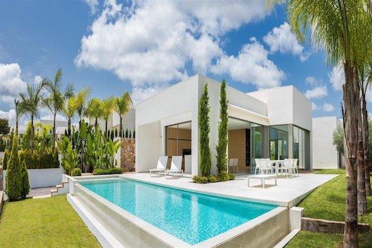 Sale of villas in Orihuela Costa