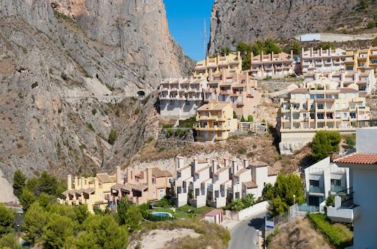 Sale of villas in Spain