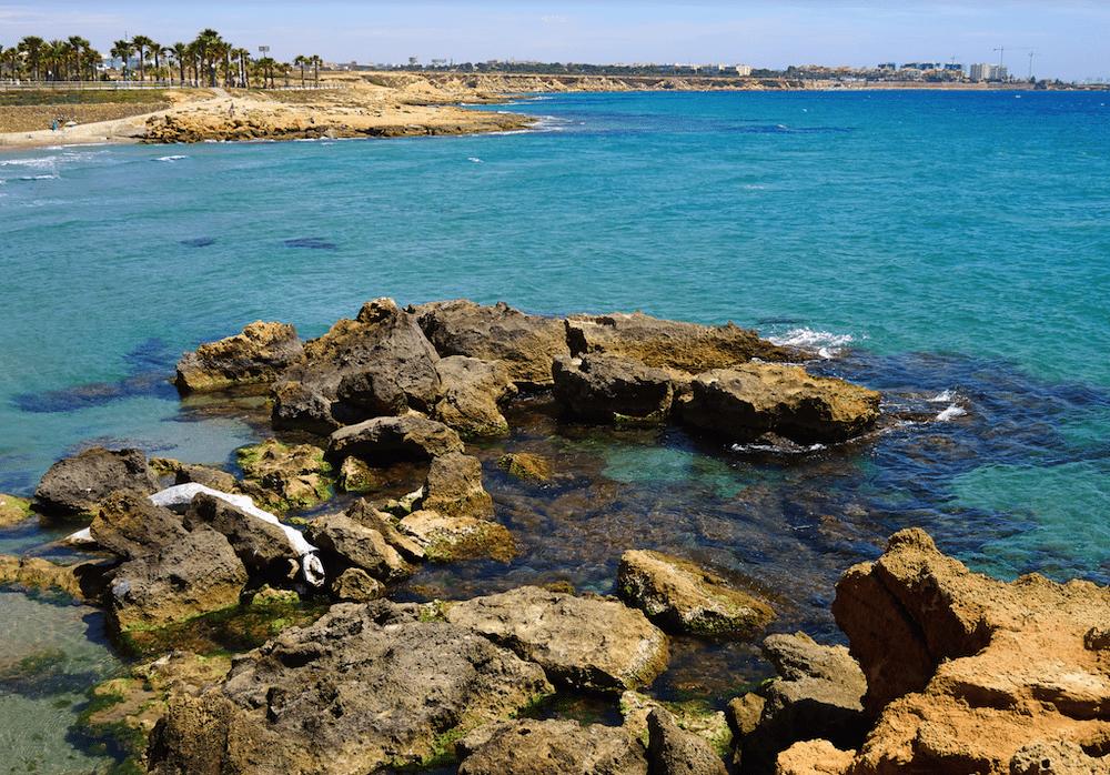 Playas de Orihuela Costa