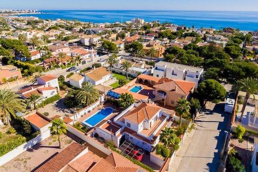 Comprar bungalow en España