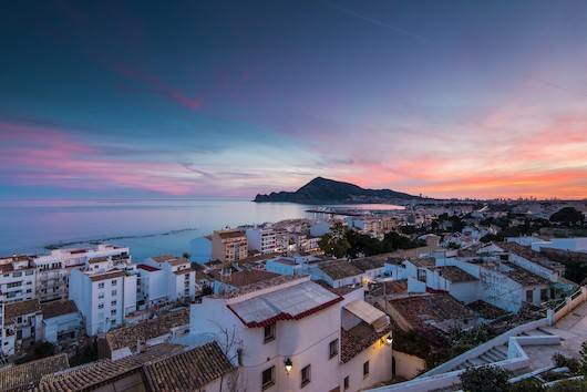 Buy property in Altea
