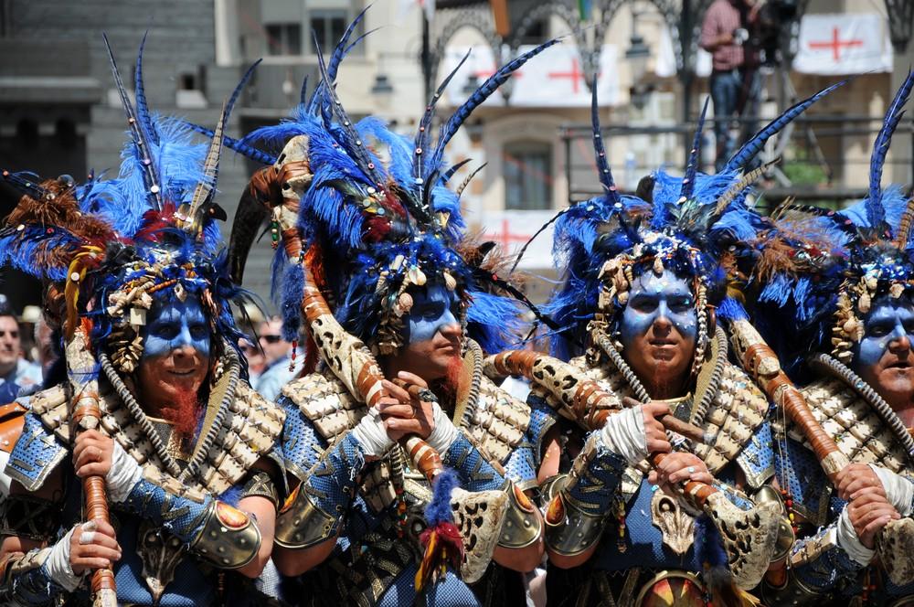 Праздник «Мавры и христиане» 2019 в Гуардамаре-дель-Сегура и Вильяхойосе: полные программы событий