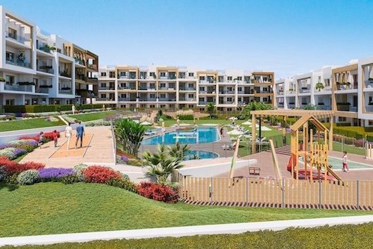 New builds in Torrevieja