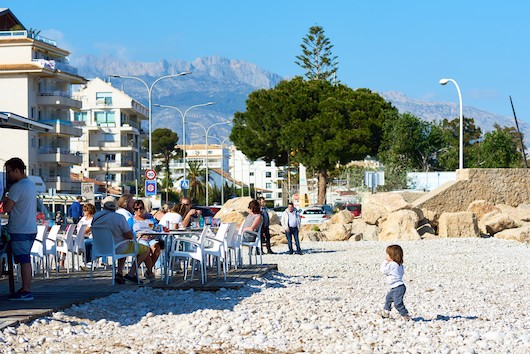 Property prices in Altea