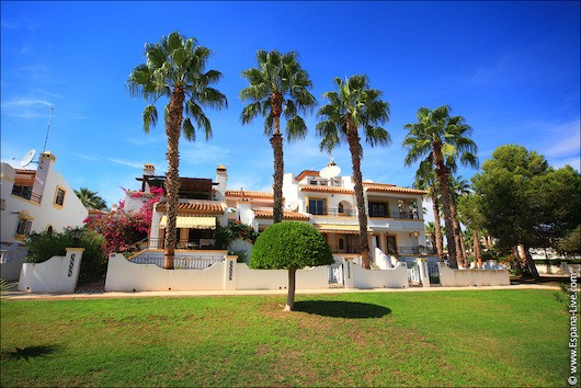 Sale of bungalows in Spain