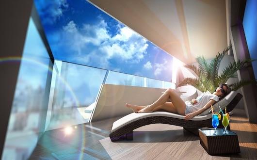 Posible la mejor apartamento en la primera línea de la playa en Villajoyosa