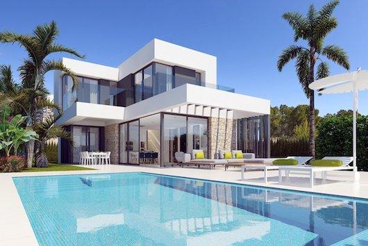 Sale of new build in Benidorm
