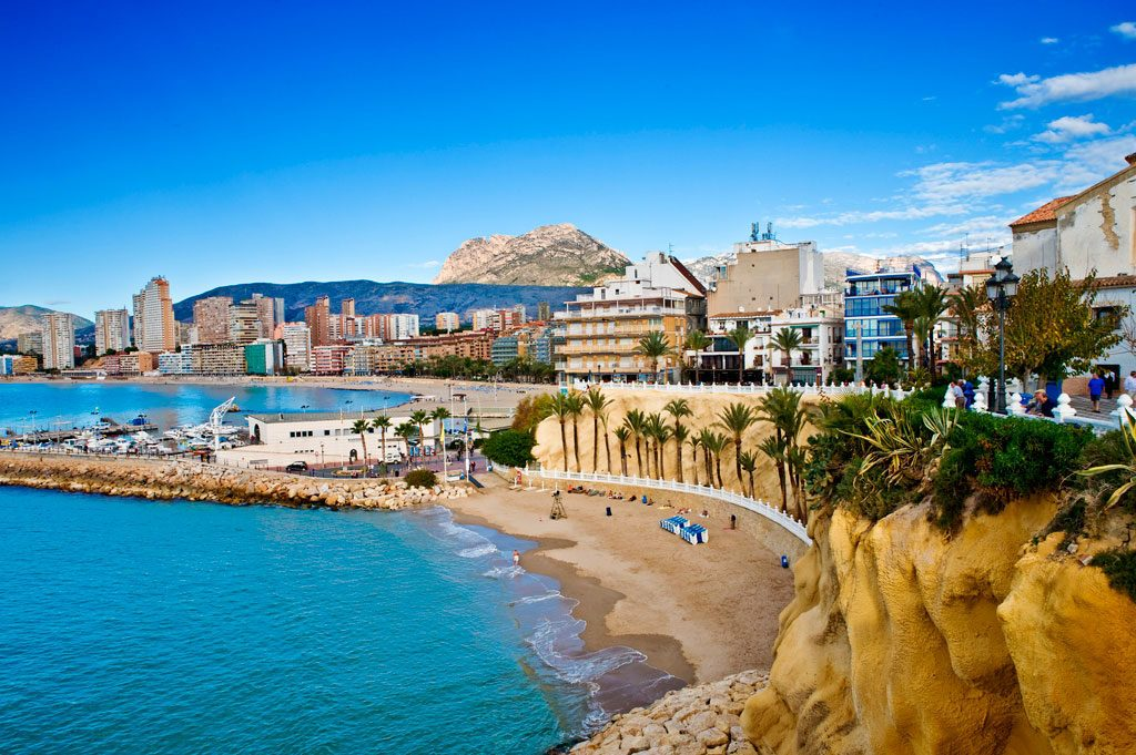 The best beaches on the Costa Blanca – Top 100