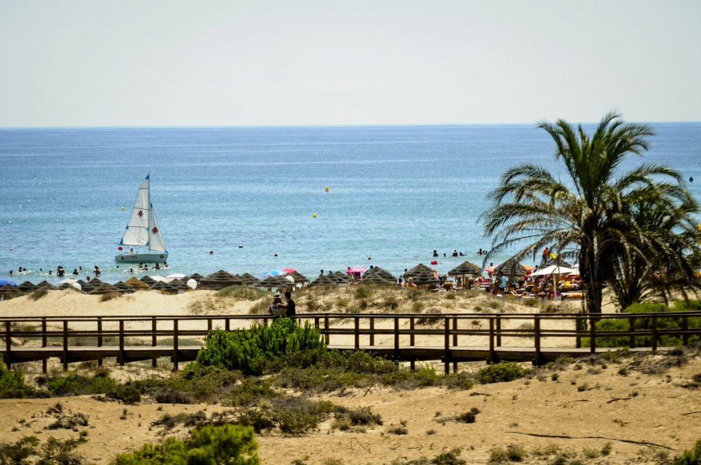 Пляжи Коста-Бланка: лучшие из лучших