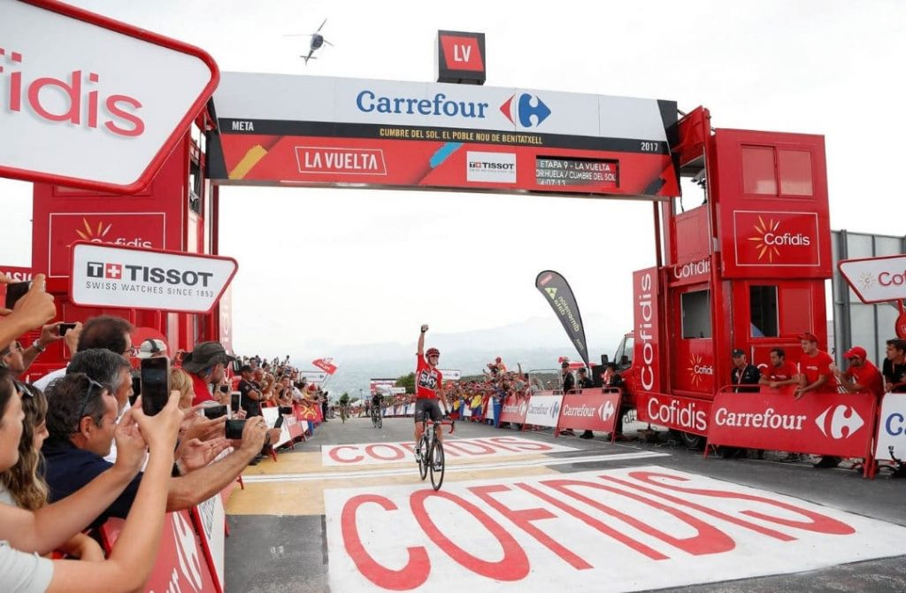 В Торревьехе стартует главная велогонка Испании