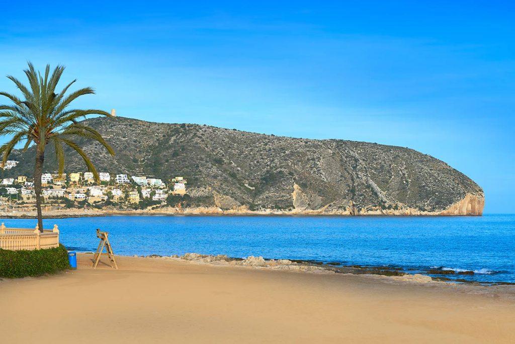 Playa Les Platgetes