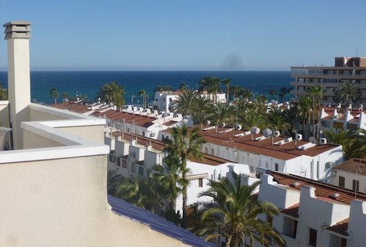 Penthouses in Spain