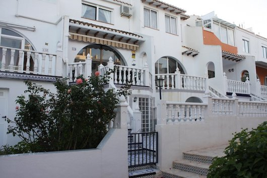 Penthouse in Torrevieja ID 5263