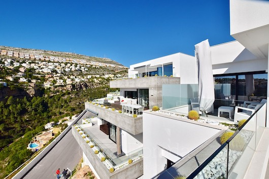 Absolute luxury apartment in Benitachell