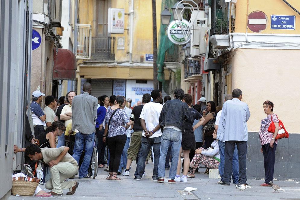 Опасные районы Валенсии: все, что нужно знать