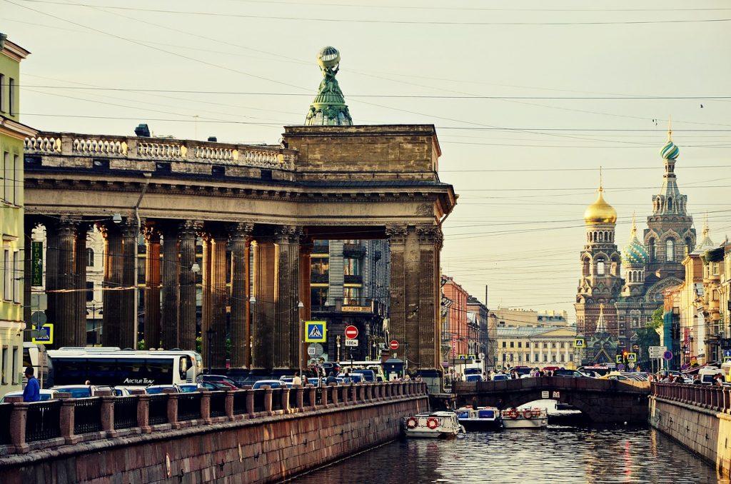 Электронная виза в Санкт-Петербург для иностранцев