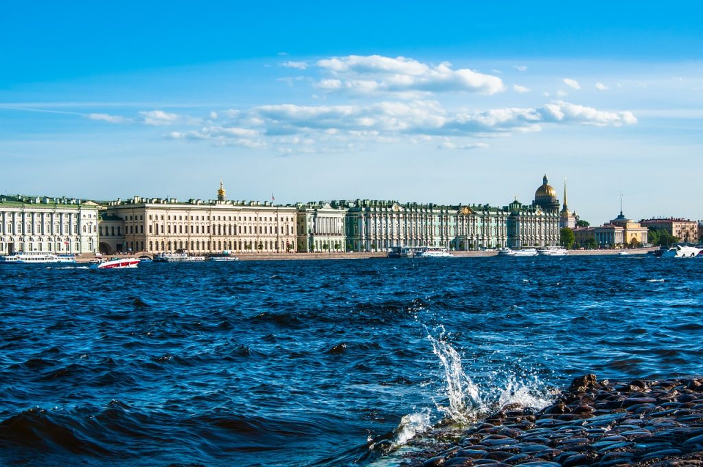Free E-visa to St. Petersburg, starting 1st October 2019