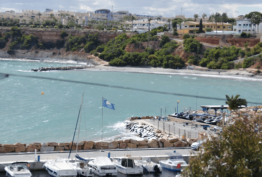 Housing prices in Cabo Roig