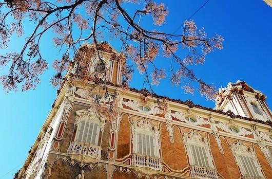 Квартира в Валенсии рядом с парком Турия