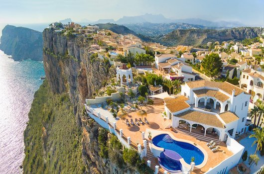 Buy property in Moraira, Spain