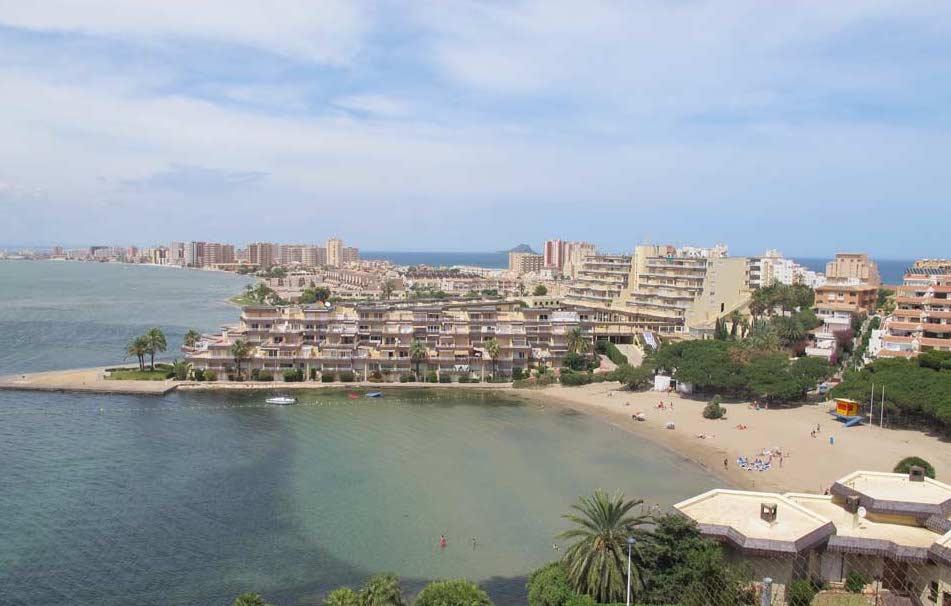 The Costa Cálida of Spain: exploring the region