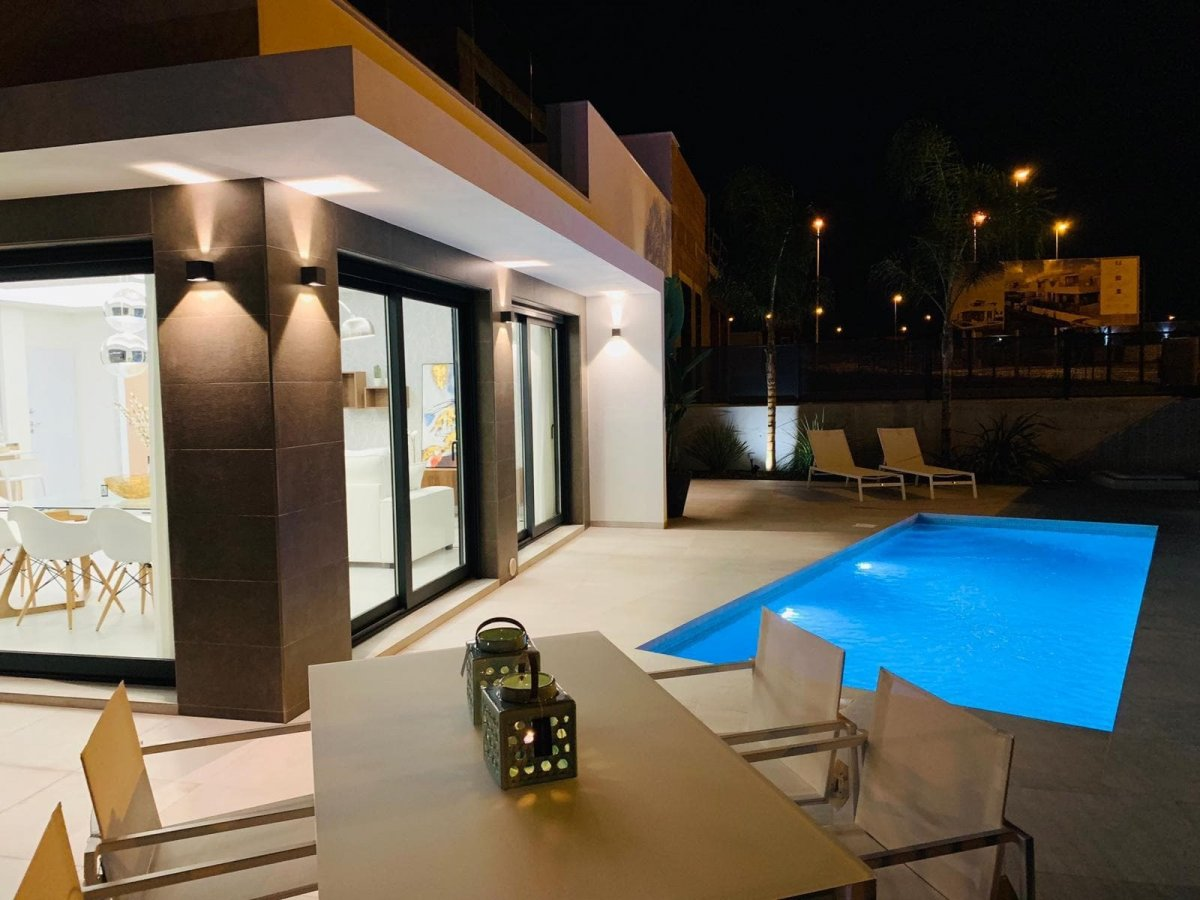 Villa in San Fulgencio ID 5242