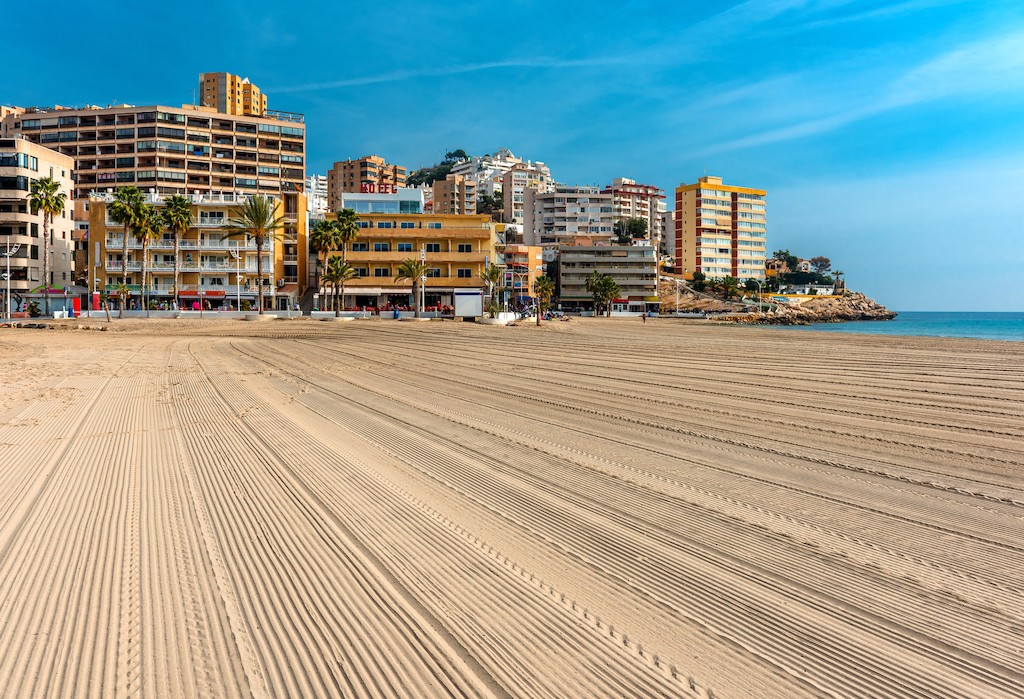 The most beautiful towns in Spain on the Costa Blanca