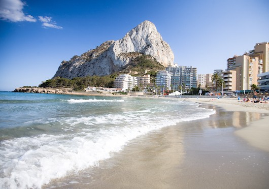 Cheap new build homes in Calpe