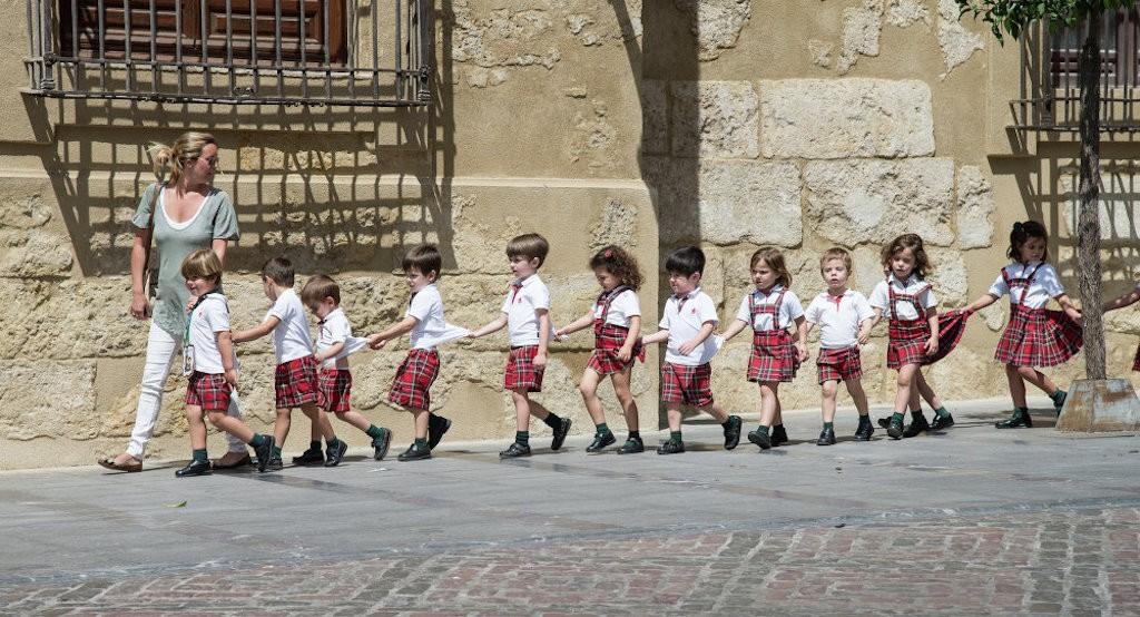 Как живут русские дети в Испании?
