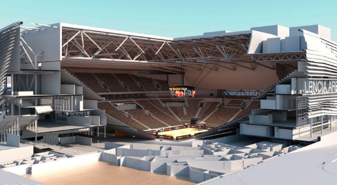 В Валенсии появится спорткомплекс будущего