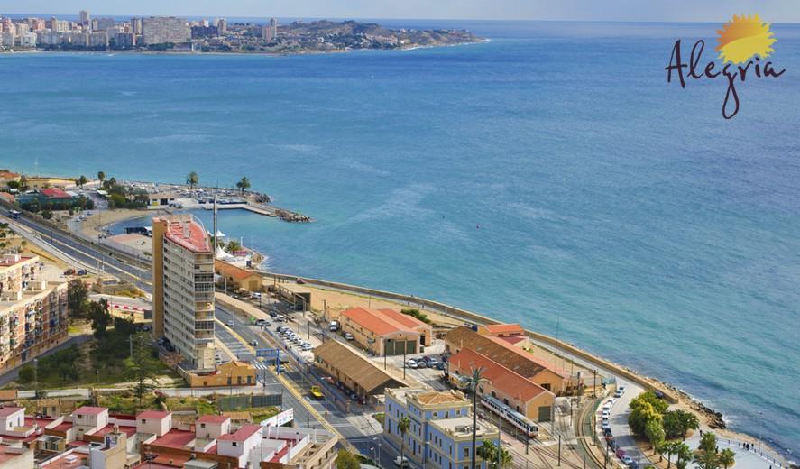 Ensimmäinen nähtävyys lähellä Torreviejaa - Alicante