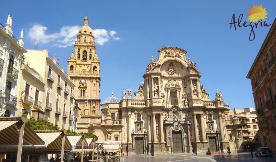 Toinen nähtävyys lähellä Torrevieja - Murcia
