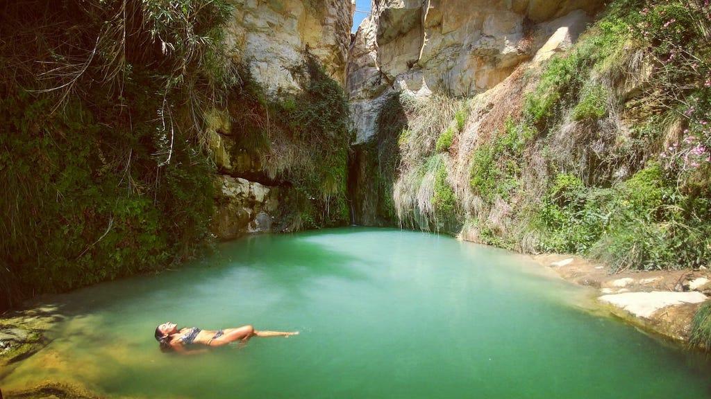 Самые красивые водопады Аликанте и Валенсии