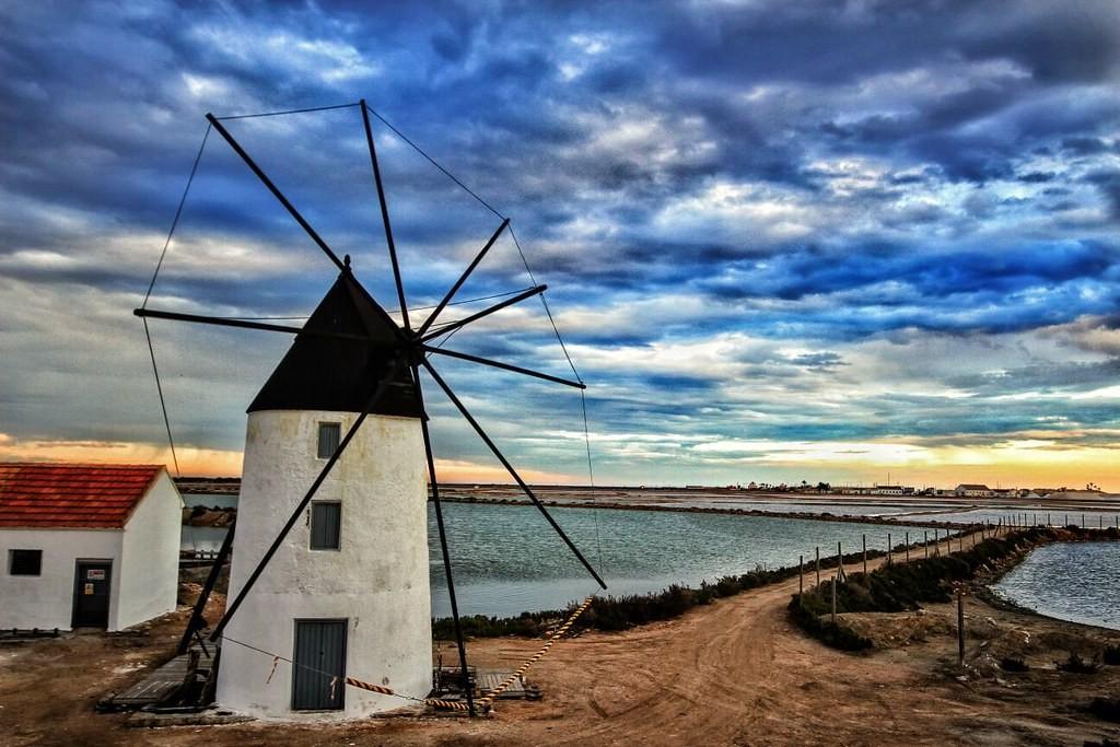 Знакомство с городом Сан-Педро-дель-Пинатар, Испания